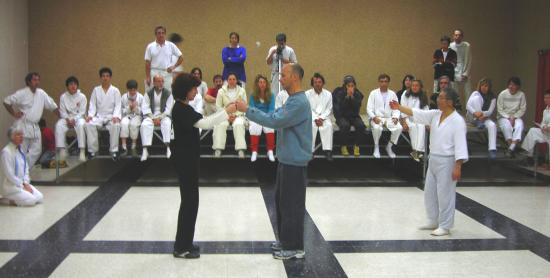 STAGE TAI CHI STYLE WU